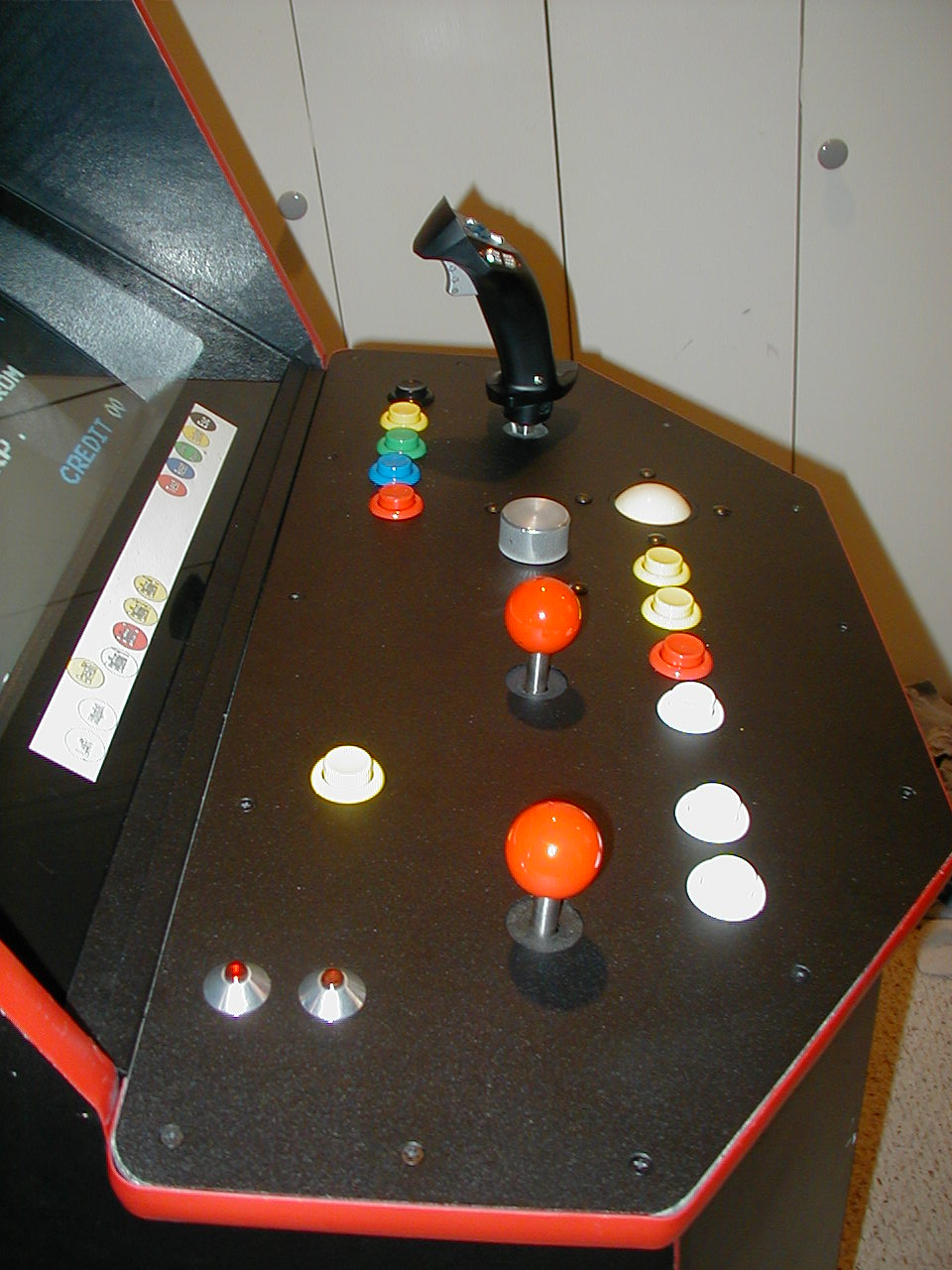 Chris' MAME Cabinet